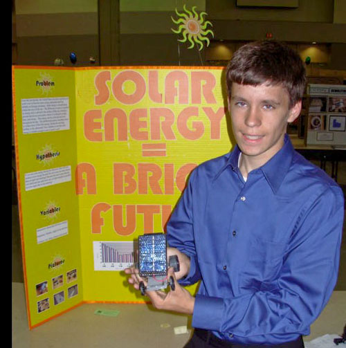 energy science projects