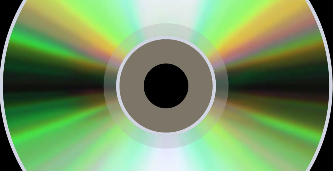 image of compact disk