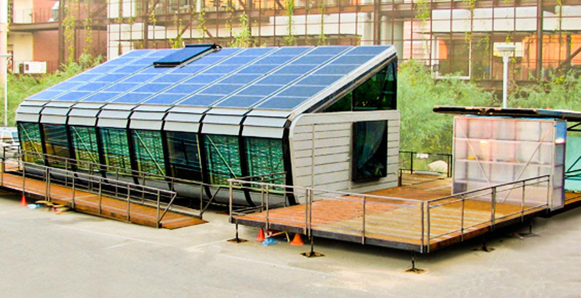 Solar Energy Efficient Dwelling