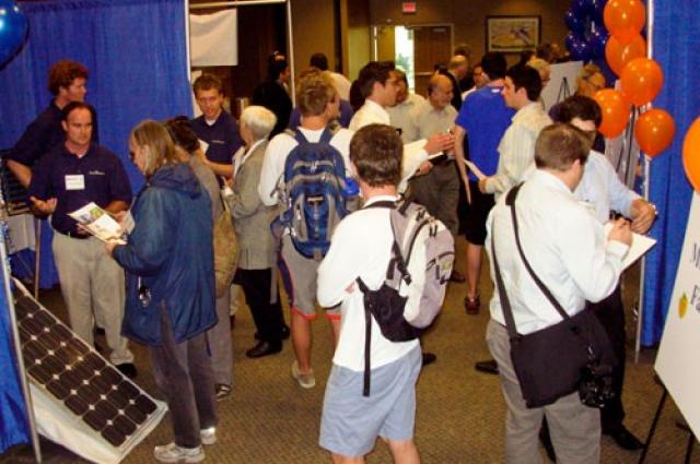 Automotive Engineers Give Best Tradeshow Pitch at Innovation Day | News | College of Engineering ...