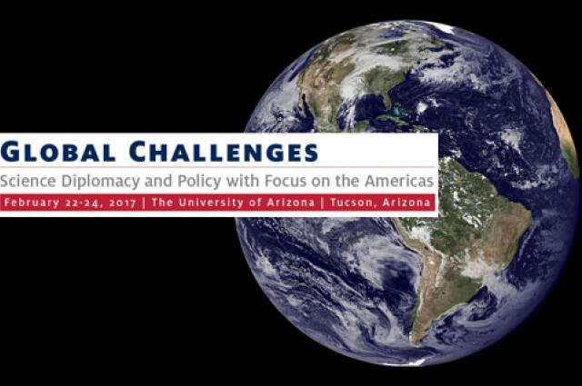 UA Science Diplomacy and Policy Summit