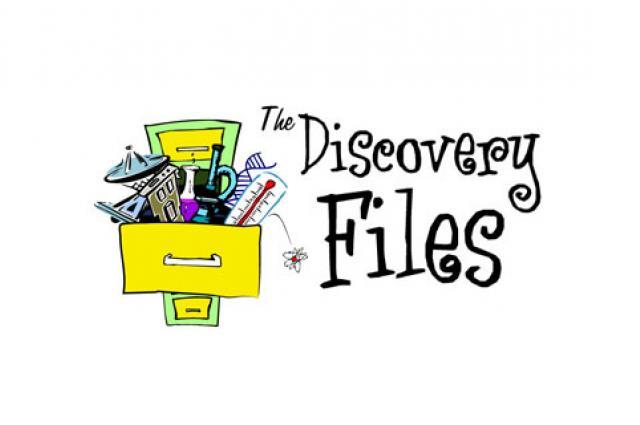 Discovery Files logo
