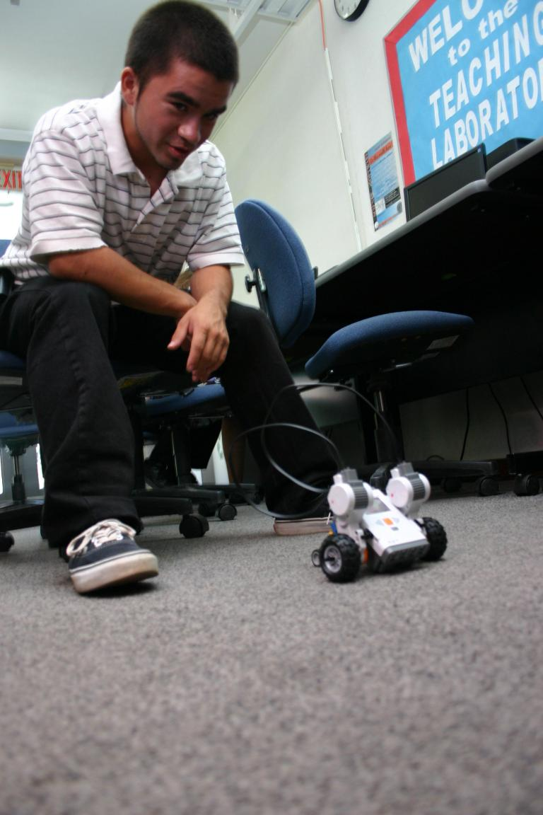 Lego Robotics Conference 2008