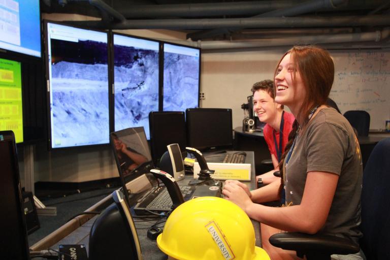 Mining engineering: remote mine operation