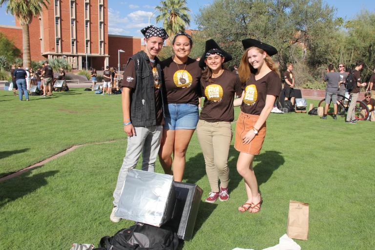 Solar Oven Throw Down 2017