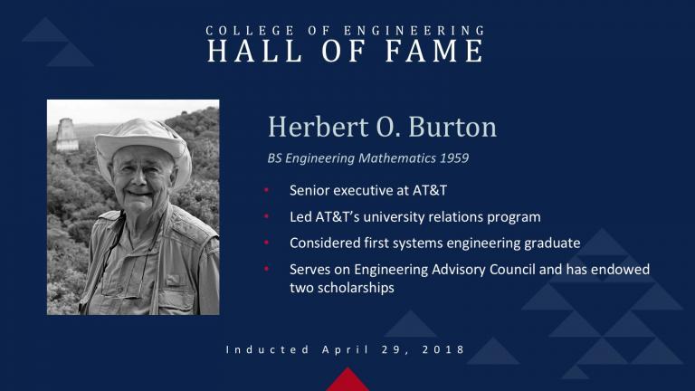 Herb Burton
