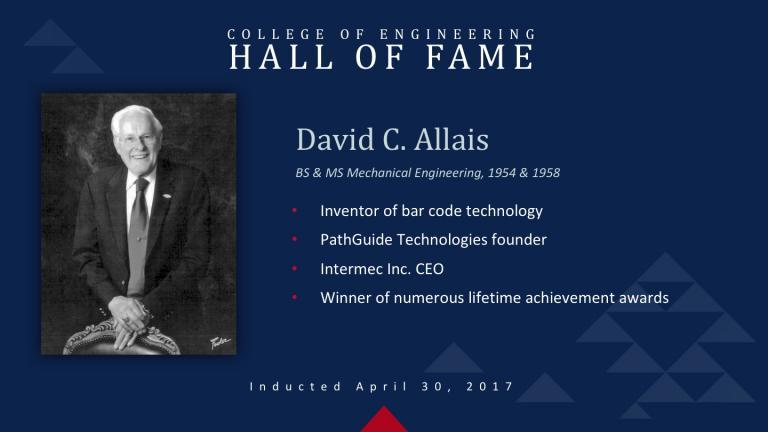 David C. Allais