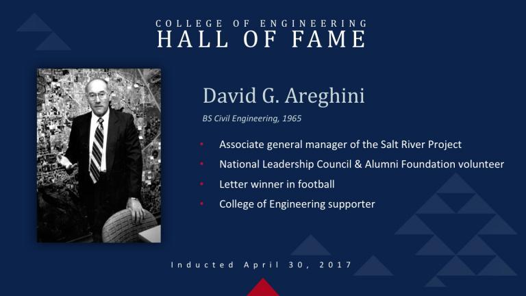 David G. Areghini