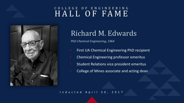Richard M. Edwards