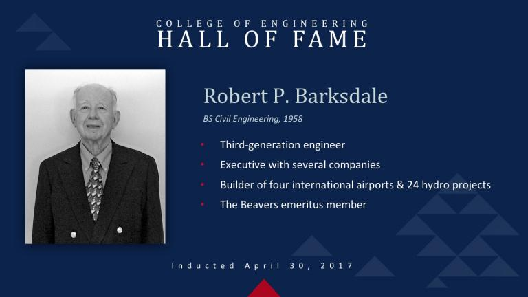 Robert P. Barksdale