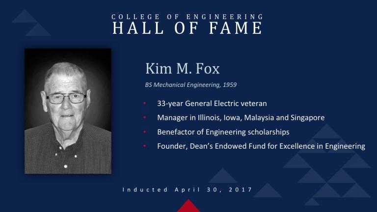 Kim M. Fox