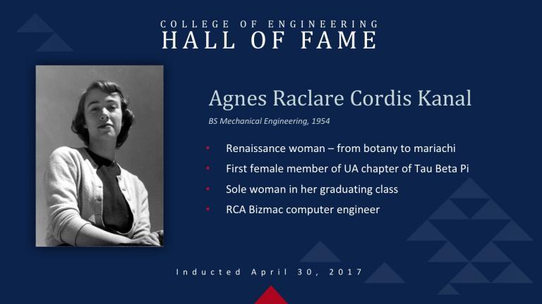 Agnes Raclare Cordis Kanal