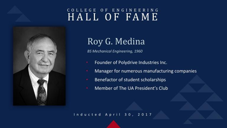Roy G. Medina