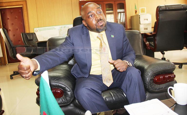 Mushimba in office.