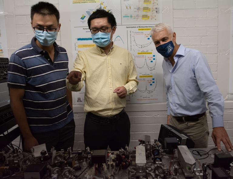 Quntao Zhuang, Zheshen Zhang and Bane Vasić