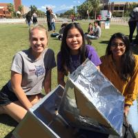 Solar Oven Throw Down 2018