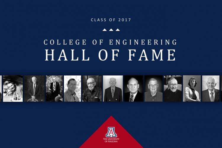 UA Engineering Hall of fame