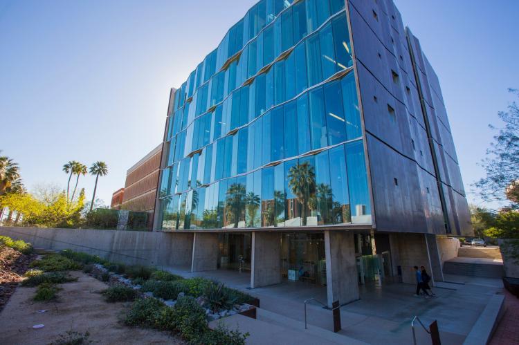 Meinel Optical Sciences Building