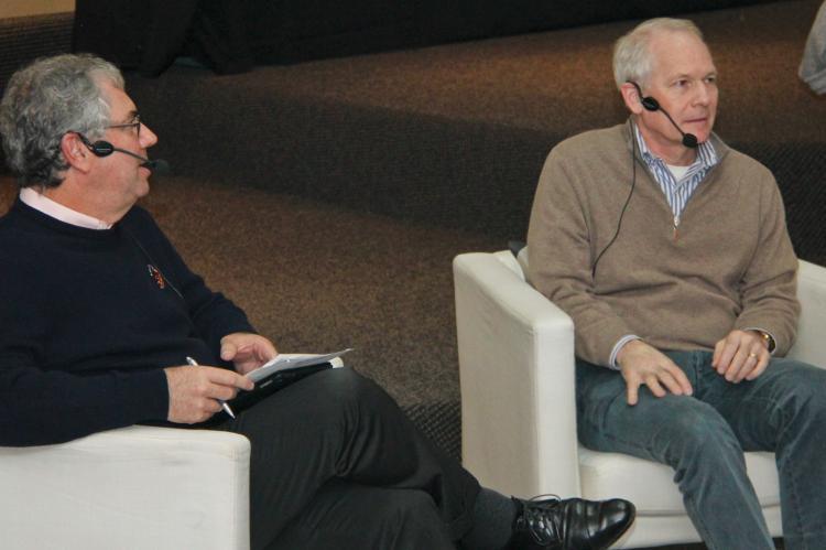 Kurt DelBene and Jeff Goldberg