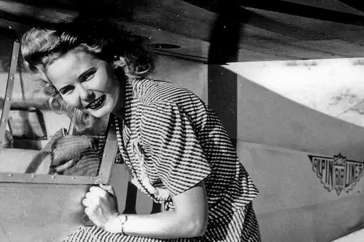 "Blanche ""Peggy"" Lightowler Peckham"