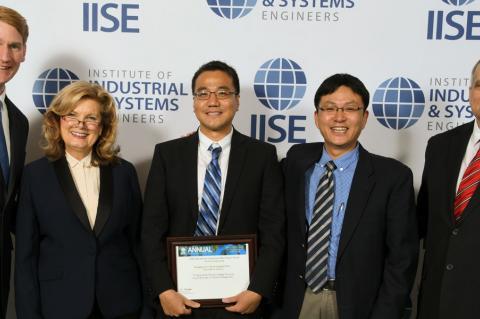 IISE winners