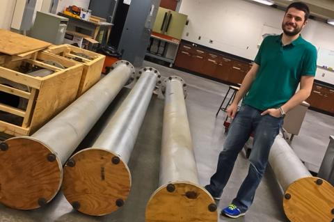 Hypersonic wind tunnels