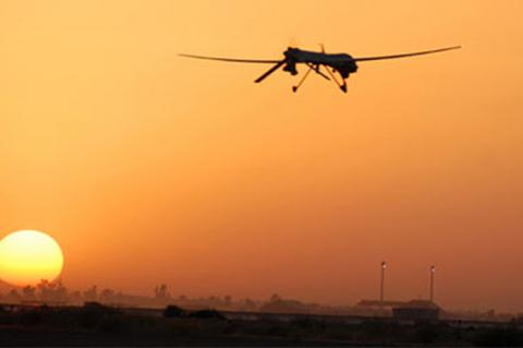 Air Force Predator unmanned aerial vehicle