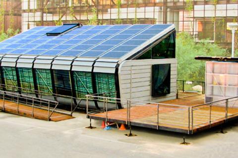 Solar Energy Efficient Dwelling