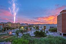 The University of Arizona campus