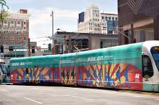 Phoenic light rail